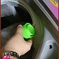 3M天然酵素橙柚濃縮洗衣精_使用中