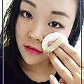 MIKIMOTO_珍珠光蜜粉-上妝