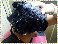 BioFIVE馬鞭草洗髮精-使用中1