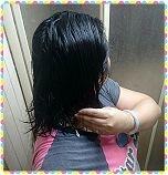 BioFIVE馬鞭草洗髮精-使用中3