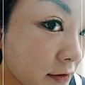 LUVIEW路薇兒 七彩煥膚奇肌柔焦幻白霜-使用3