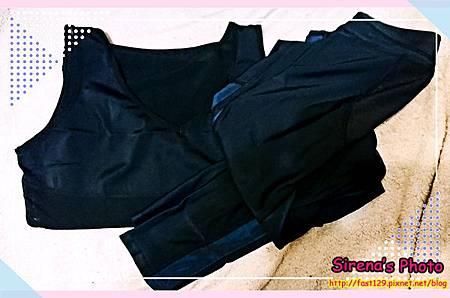 【aLOVIN 婭薇恩】LUNABUTIY型男勁爆衣+鍺鈦疾繎型男加壓強化褲XRS