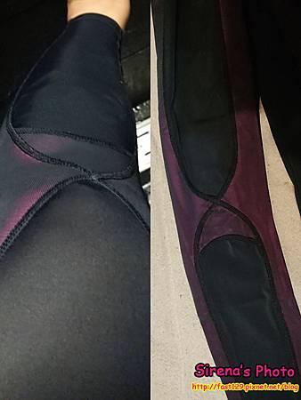 【aLOVIN 婭薇恩】鍺鈦疾繎加壓飛塑褲