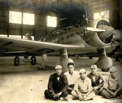 日本陸軍機 神風號