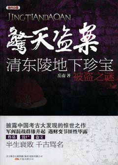 驚天盜案-清東陵地下珍寶被盜之謎