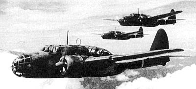 99式雙輕爆擊機