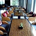 【室內照】於一樓1F的室內景觀,適合討論和休憩場所。