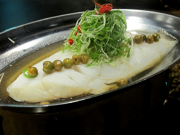 5000合菜【老樹子油淋魚】