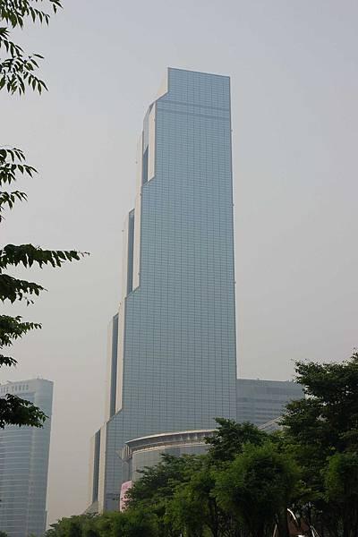 Coex Inter-Continental Hotel - 週邊街景