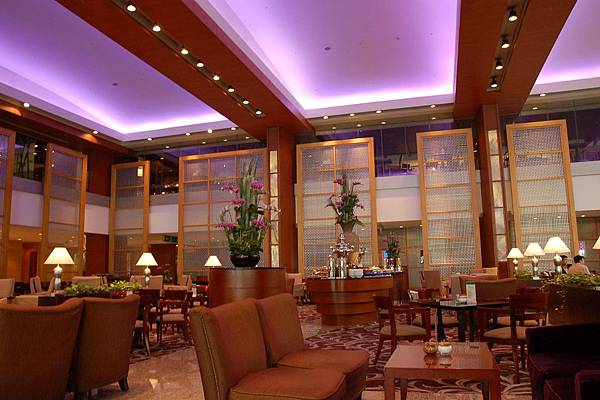 Coex Inter-Continental Hotel - Lobby