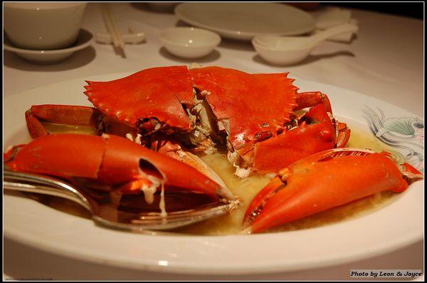 日式清酒蒸蟹