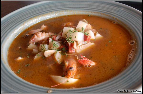 卡蒂斯漁夫海鮮湯