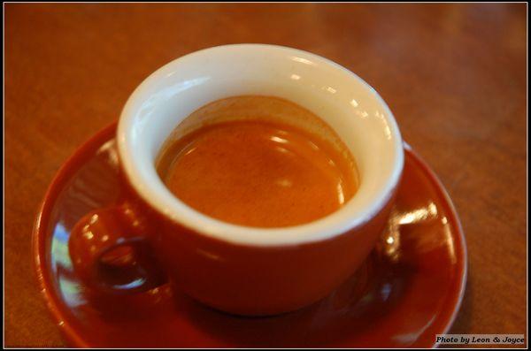 號稱醬油膏的Espresso