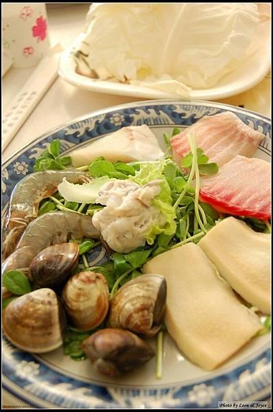 主菜︰海鮮