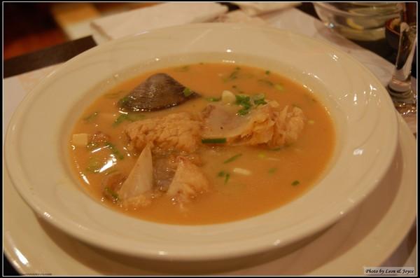 過魚味噌湯