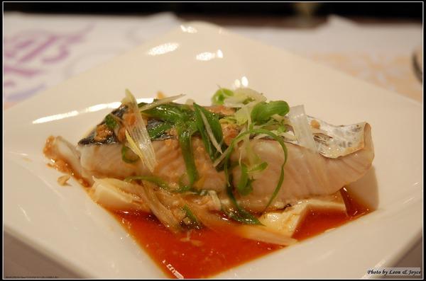 第7道 蒸馬加魚