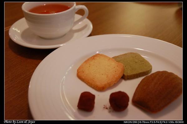 綠葉-法式鹹派蛋糕組合之手工甜點