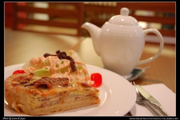 綠葉-法式鹹派蛋糕組合