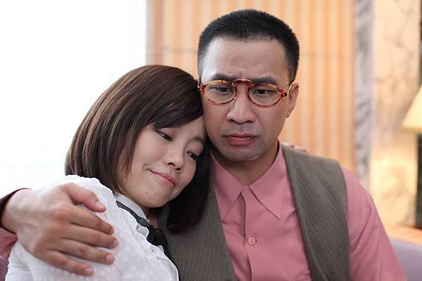 范瑞君與黃健瑋兩人新片中飾演夫妻,由年輕演到老