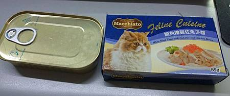 10308瑪奇朵貓罐試吃