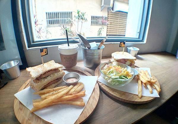 Cafe Buddha 佈達咖啡 (3)