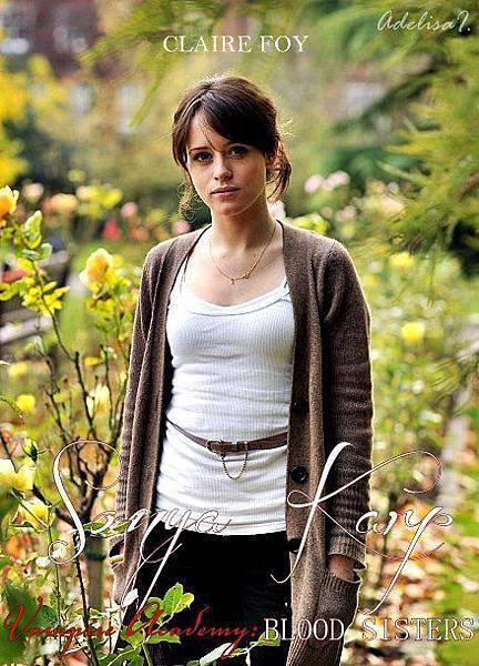 Sonya Karp(Claire Foy )