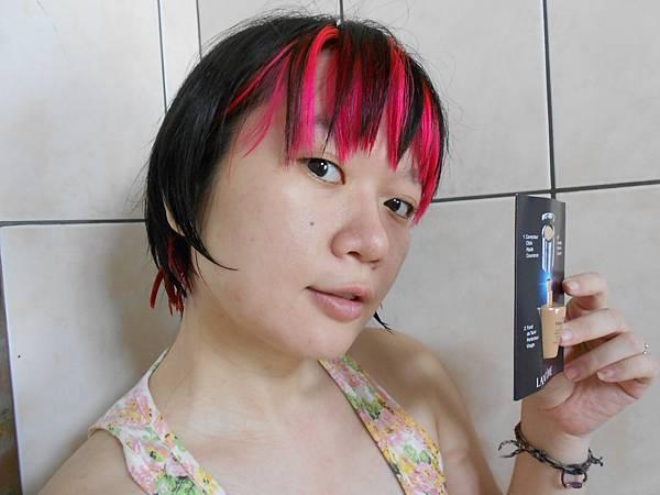 【體驗】Lancôme雙層粉底 修片X打光 一次完成!