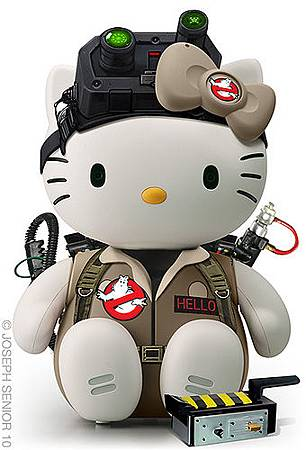 Hello Buster Kitty