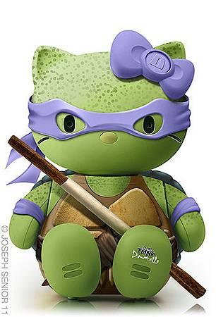 Hello Donatello