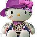 Hello Gangsta Kitty