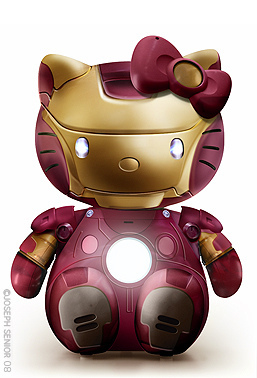 Hello IronKitty