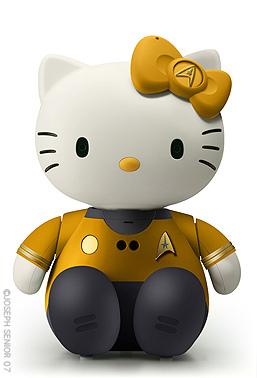 Hello Kirk Kitty