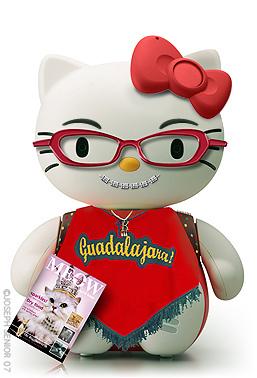 Hello Kitty UGLYBETTY
