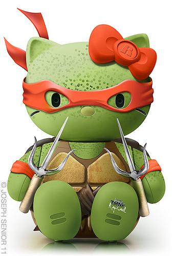Hello Raphael