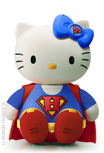 Hello SuperKitty