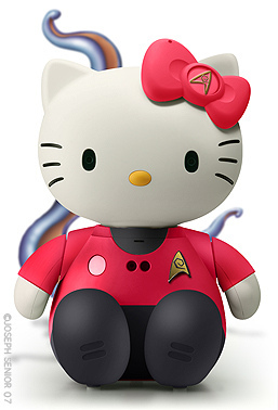 Hello Trek Kitty