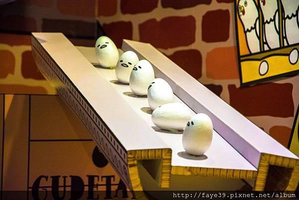 蛋黃哥懶得展進化史蛋黃哥想霏23
