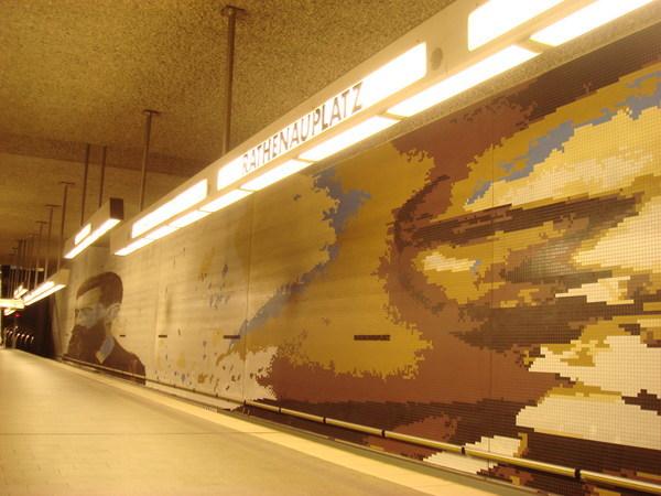 紐倫堡地鐵站