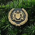 皇宮的徽章-不知道是不是國徽