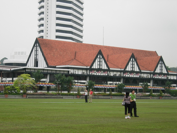 皇家雪蘭莪俱樂部(英國殖民建築)