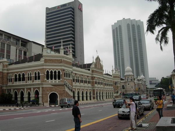 英國殖民時期建築-現在為最高法庭所在地