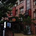 吉隆坡住的飯店-住了五天 其中一天還失火