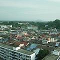 飯店窗外景觀