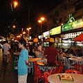 夜晚的吉隆坡是座不夜城