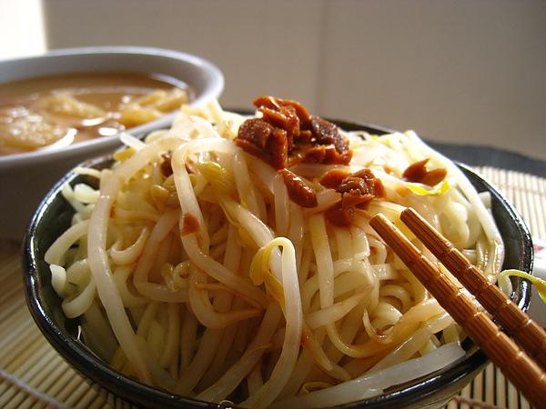山產市場豆菜麵