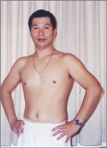 Tony使用後-3個月減17公斤