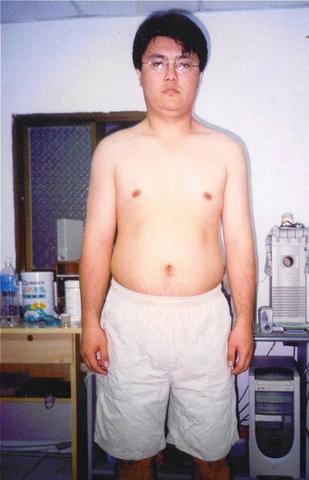 阿國使用前-98公斤