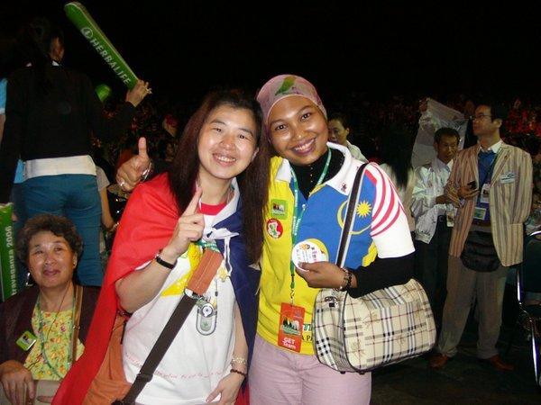 馬來西亞的夥伴