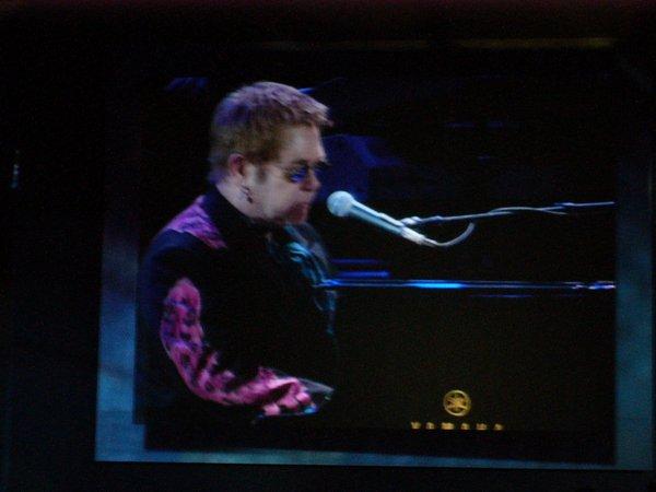 25週年慶晚會邀請 Elton John(亞特蘭大)
