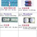 抗生素抗菌用藥